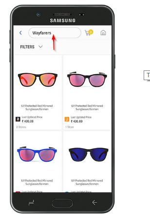 Samsung Mall App