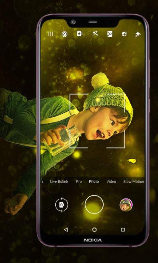 Nokia8.1