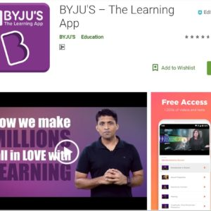 Get Learn with BYJU'S – The Learning App