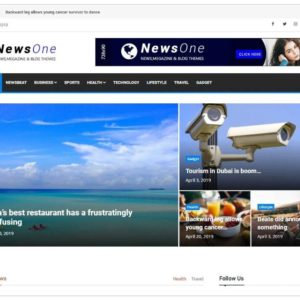 News One- WordPress Theme